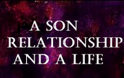 A son relationship and a life