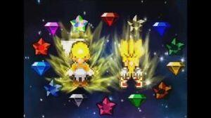 Mario & Sonic Worlds in Danger Intro 2