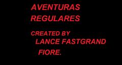 Aventuras Regulares Logo