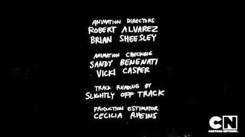 Cartoon Network - Un Show Más - Créditos