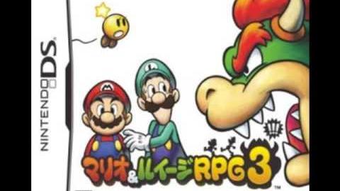 Mario & Luigi Bowser's Inside Story Final Boss Music HQ