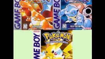 Pokémon Rojo Azul Amarillo - Aparece el rival Rival Appears