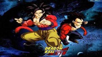 Dragon Ball GT - Sad Theme