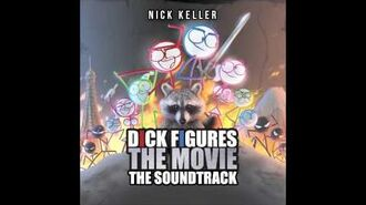 Nick Keller - Paris Pursuit (Dick Figures The Movie Soundtrack)