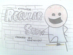 Cyanide Regular Show by Long