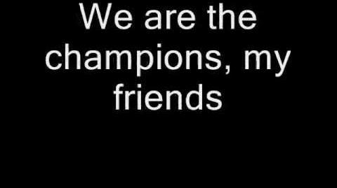 Queen - We Are The Champions (Lyrics)-0