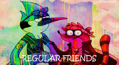 Rregular friends
