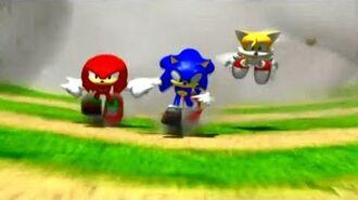 Sonic Heroes Intro HD