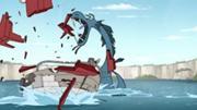 180px-El mosntruo destruyendo el bote
