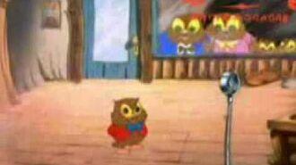 I Love To Singa- Owl
