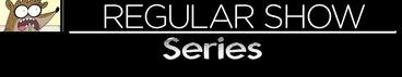 Regular show series