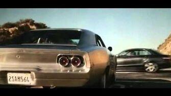 Fast and Furious 7 ESCENA FINAL HOMENAJE A PAUL WALKER DOBLADO español