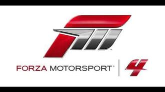 Forza Motorsport 4- Theme Song