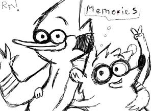 1 - Memories - Recuerdos