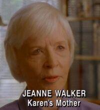 Jeanne walker