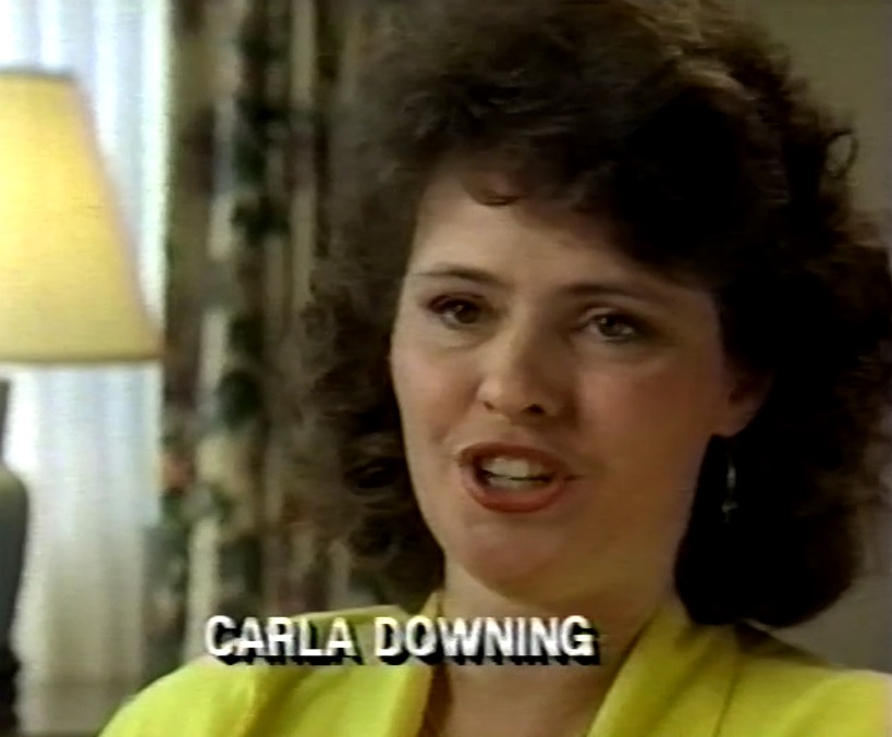 The Mother of Carla Downing | Unsolved Mysteries Wiki | FANDOM