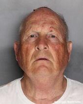 Golden state killer arrest
