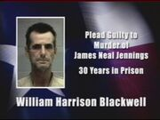 Bill Blackwell In Custody