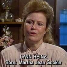 Lynn Heinz1