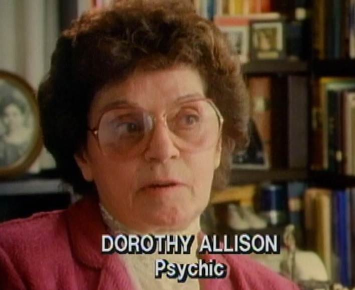 Dorothy Allison | Unsolved Mysteries Wiki | FANDOM powered by Wikia