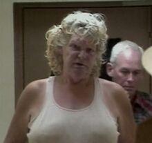 Carmichael after her arrest