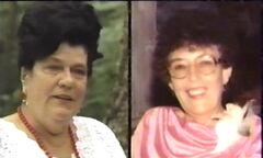 Mary and Martha Hinkle