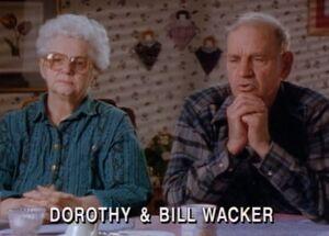 Dorothy and bill wacker