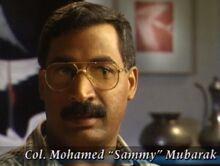 Sammy Mubarak