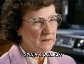 Sylvia wemhoff