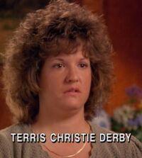Terris christie derby