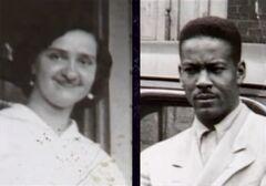 Eleanor Platt and John Elias