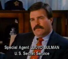 Agent lloyd bullman