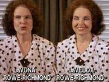 Lavona and Lavelda Rowe-Richardson
