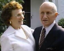 Joseph and Sylvia reunited