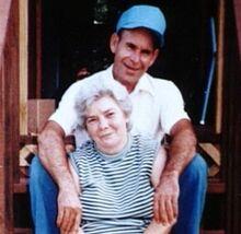 Joe and mattie harvey