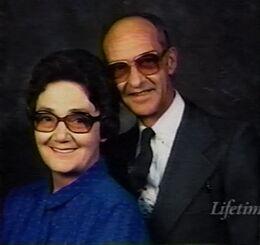 Margaret and Alex