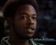 Lathan williams