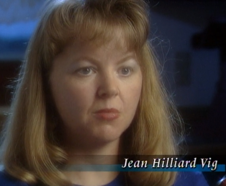 Jean Hilliard | Unsolved Mysteries Wiki | FANDOM powered by