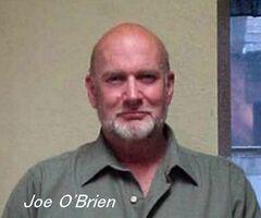Joe OBrien.