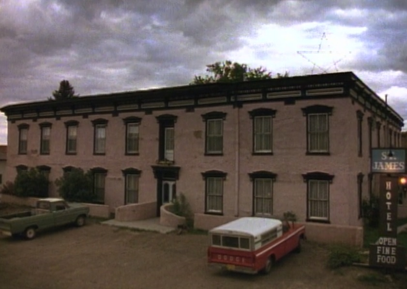 St  James Hotel | Unsolved Mysteries Wiki | FANDOM powered