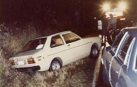 Hinson crime scene