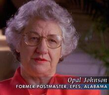 Opal johnson
