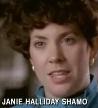 Janie halliday angels