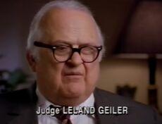 Judge leland geiler