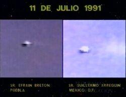 Mexico ufo2 actual video