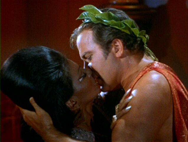 File:Uhura and Kirk kiss.jpg