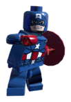 Captain America (Earth Four)