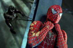 Spider-Man Lose
