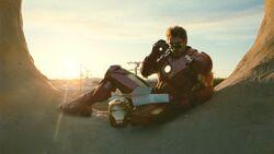 Iron Man Fighting