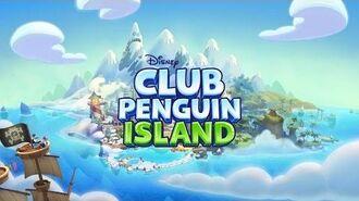 STUPID PENGUIN PARKOUR!!!! - Club Penguin Island - Fan Choice Friday